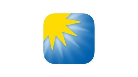 Der App «WeatherPro» (0,99 Euro), kann man Wettervorhersagen, Unwetterwarnungen und die aktuelle Windstärke entnehmen.