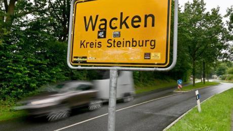 In diesem Jahr findet das Heavy-Metal-Festival «Wacken Open Air» nur per Live-Stream im Internet statt.