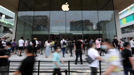 Apple-Kunden müssen sich im Corona-Jahr gedulden. Das iPhone kommt später auf den Markt.