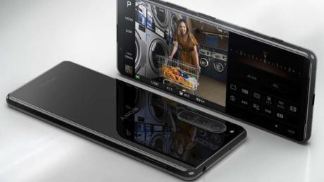 Display und Kamera sind die Spezialitäten des neuen Sony Xperia 5 II.