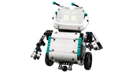 Dieser Mindstorms-Robo eignet sich besonders gut als erstes Projekt.