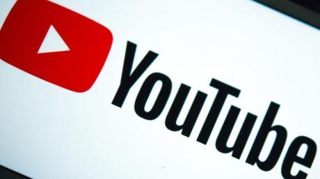 Das Logo der Internet-Videoplattform Youtube.