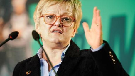 Renate Künast: «Das kann mir – macht es sicherlich auch – als Politikerin schaden, weil Menschen denken, dass ich sowas tatsächlich gesagt hätte.».