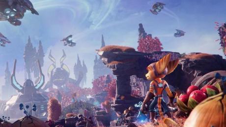 «Ratchet &Clank:Rift apart» ist ein buntes Abenteuer, das die Möglichkeiten der Playstation 5 gut ausnutzt.