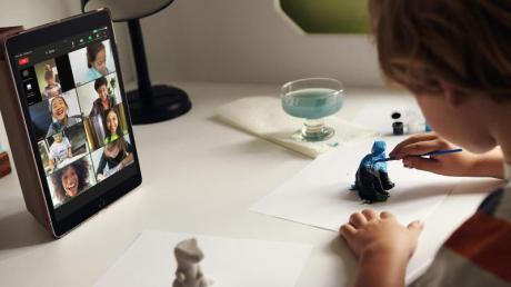 Für das im Bildungssektor verbreitete klassische iPad ändert sich äußerlich nichts.