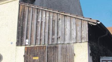 Der wohl um 1700 errichtete Zehntstadel soll saniert werden. Nun prüft ein Statiker die Beschaffenheit des Bauwerks.