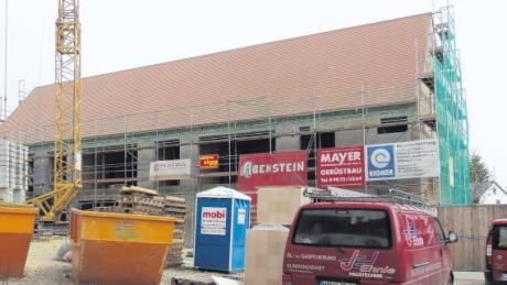 """Höchstädt hat im Etat 2011 keine finanziellen Spielräume mehr. Pflichtaufgaben stehen ganz oben auf der Prioritätenliste. Dazu zählt vor allem der Neubau des Kindergartens """"Don Bosco"""", der mit rund 1,8 Millionen Euro zu Buche schlägt."""
