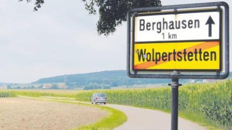 Vorerst gibt es keine neue Verbindungsstraße von Wolpertstetten nach Berghausen. Der Blindheimer Gemeinderat stimmte mit 6:5 Stimmen dagegen.