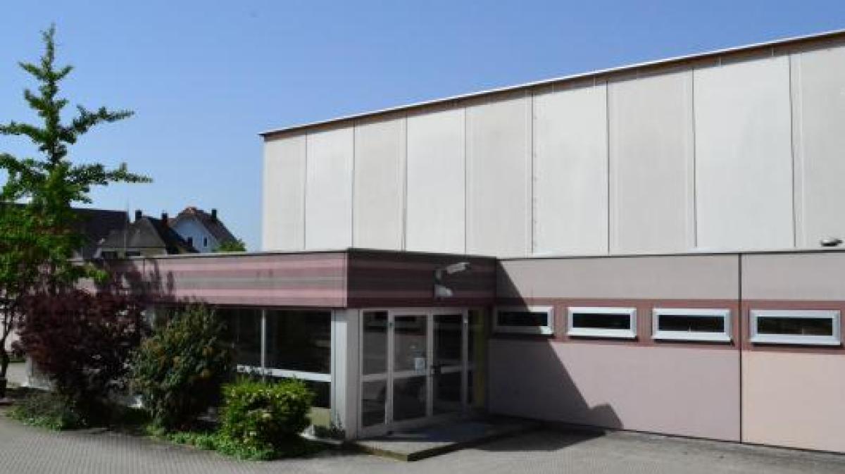 Stadthalle Lauingen