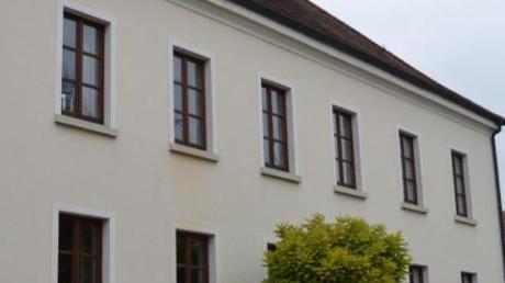 Das Innere des Bürgerhauses in Untermedlingen soll 2016 saniert werden. Angedacht ist aber auch eine Außensanierung.