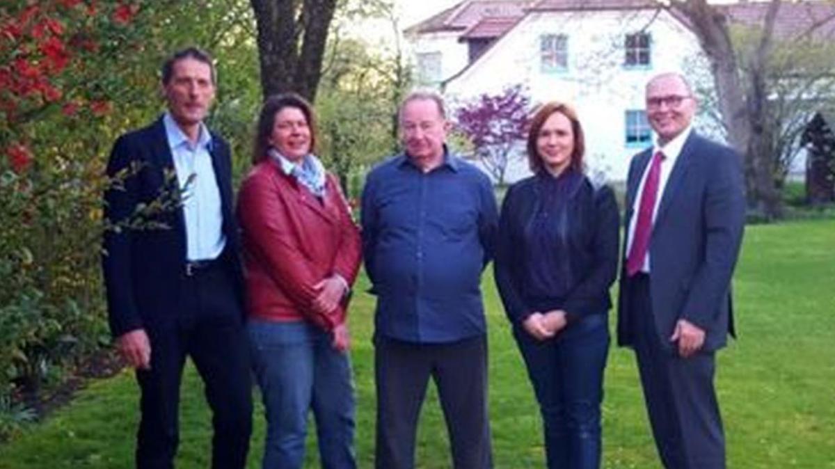 Wahl neues vorstandsteam nachrichten dillingen - Gartenbau augsburg ...