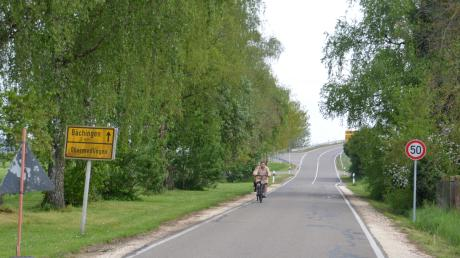 Von Medlingen nach Bächingen soll ein neuer Radweg gebaut und auch eine Gefahrenstelle entschärft werden.