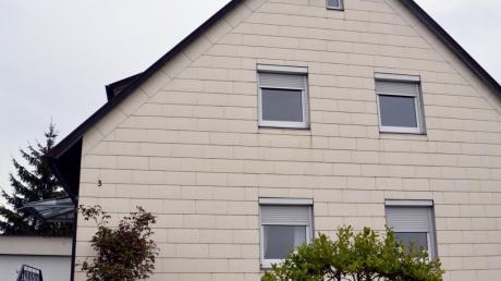 Um dieses Haus in Bergheim geht es: Der Gemeinderat lehnte erneut eine Nutzungsänderung des Gebäudes ab.