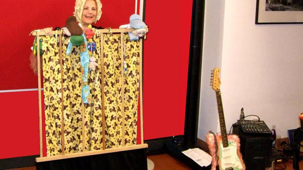 gundelfingen das jodelnde baby fleischle feiert weltpremiere nachrichten dillingen. Black Bedroom Furniture Sets. Home Design Ideas