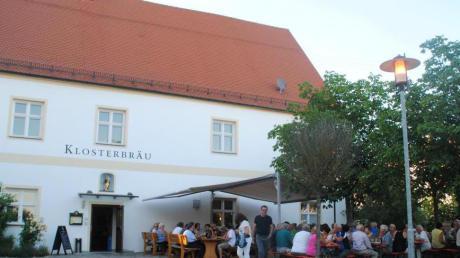 Das Klosterbräu in Unterliezheim ist bekannt und beliebt. Der Förderverein sucht nun dringend einen neuen Pächter.