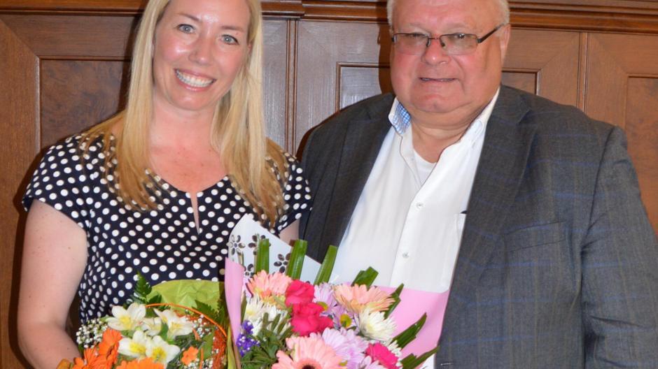 Gundelfingen: Miriam Gruß ist Gundelfingens neue Bürgermeisterin ...