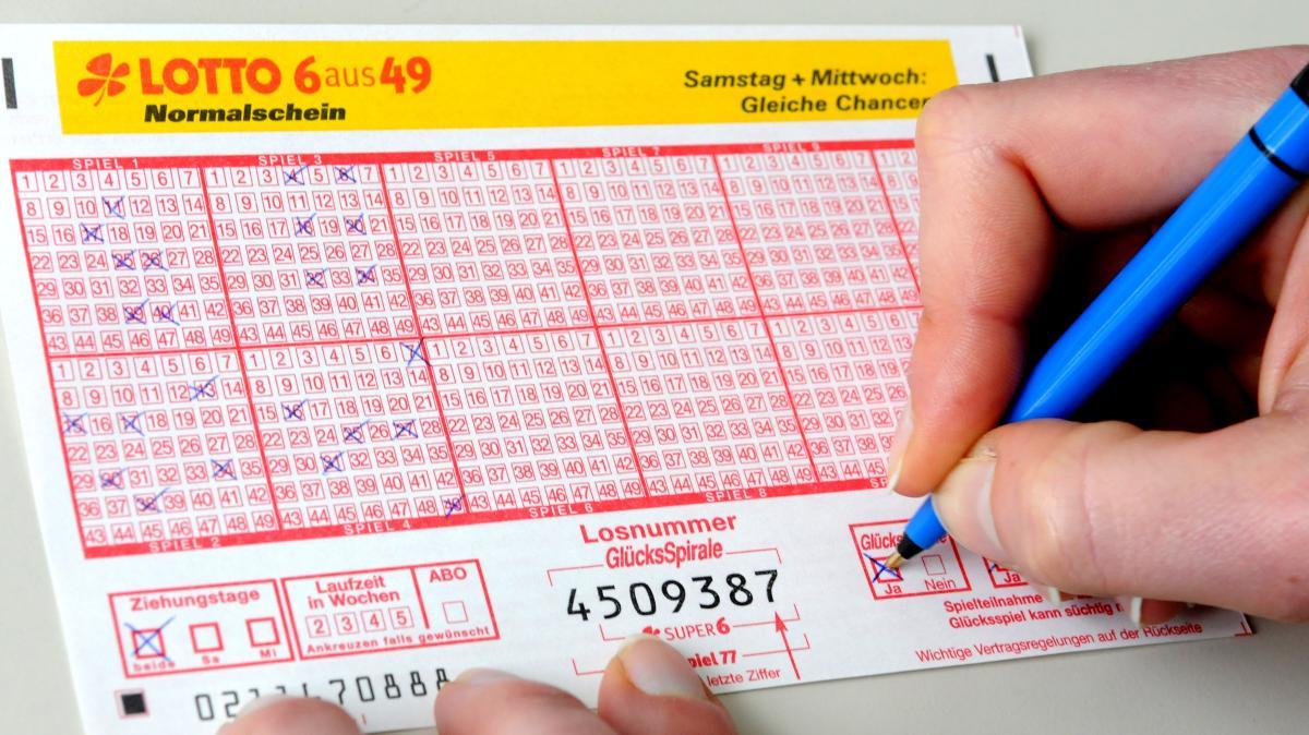 Lotto Zufallszahlengenerator Lottozahlen Selber Ziehen