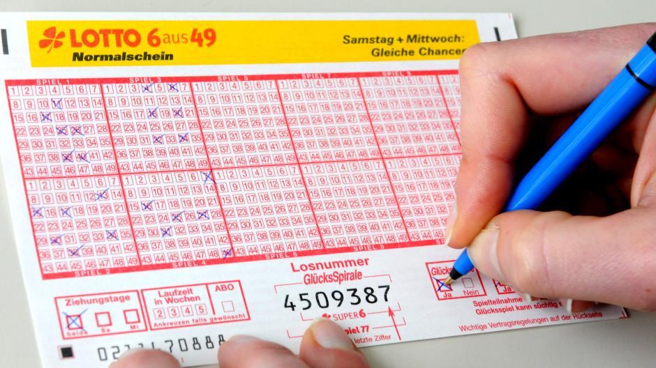 Lotto Am Mittwoch Lottozahlen Und Lottoquoten Vom 29 Marz