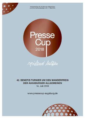 PresseCup 2018