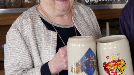 Anni Strehle ist im Alter von 85 Jahren gestorben.