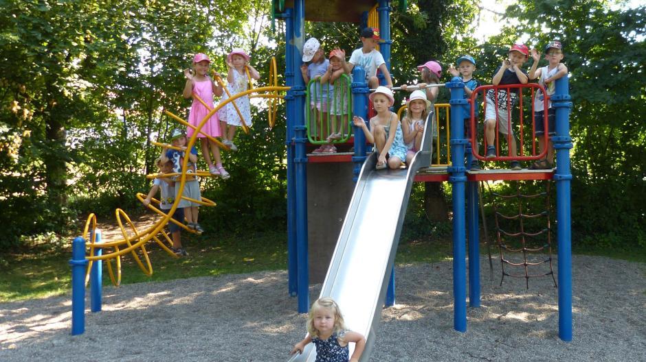 Klettergerüst Test : Spielplatztest der syrgensteiner spielplatz im test nachrichten
