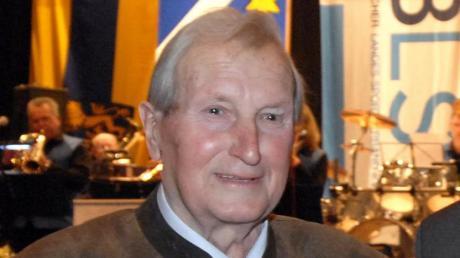 Adalbert Brugger starb im Alter von 85 Jahren.