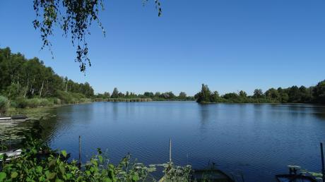 Am Mooswaldsee kommt man auf der Radtour zwischen Günzburg und Niederstotzingen auch vorbei.
