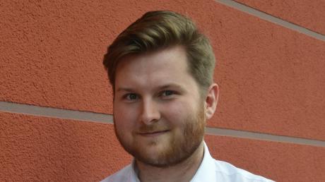 Thomas Reicherzer will in den Bezirkstag gewählt werden.