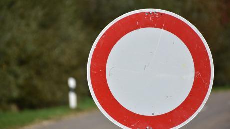 Der Verbindungsweg Syrgenstein-Zöschingen wird für einige Tage gesperrt.