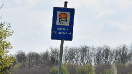 Das Wasserschutzgebiet Höchstädt soll für die B16 aufgegeben werden.