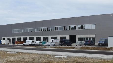 Das neue Logistikzentrum von BSH ist inzwischen in Dillingen eröffnet worden.