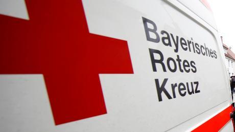 Die Weißenhorner Bereitschaft des bayerischen Roten Kreuzes erhielt viel Lob für ihre umfangreiche Arbeit.