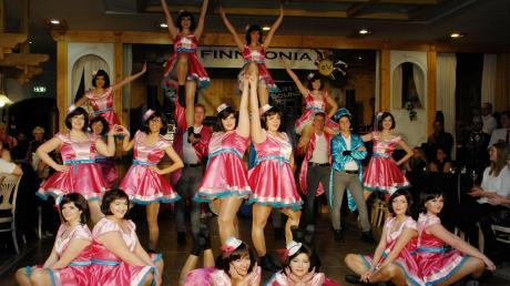 Die Showtanzgruppe überzeugte einmal mehr bei ihrem Tanz ins Candy-Land mit tänzerischer Fantasie, Präzision und Akrobatik.