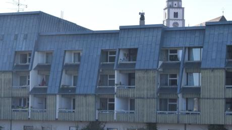 """""""Es ist total schwer, Fachkräfte zu bekommen.""""Schön an der Donau liegt das Lauinger Alten- und Pflegeheim. Es bietet 105 Senioren eine Heimat."""