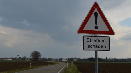 In welchem Zustand sind die Straßen im Landkreis Dillingen?