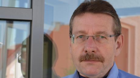 Bernd Steiner (SPD) ist der Kreisvorsitzende der Europa-Union und Syrgensteiner Bürgermeister.