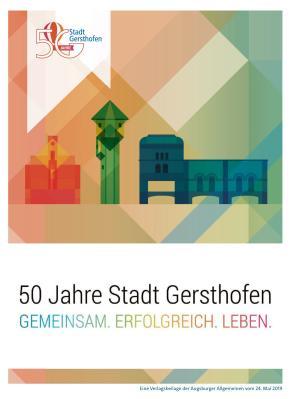 50 Jahre Gersthofen