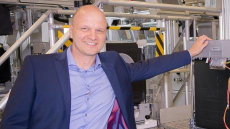Wirtschaftsingenieur Michael Braunschmidt hat zweieinhalb Jahre den Standort Dillingen der BSH Hausgeräte GmbH geleitet.