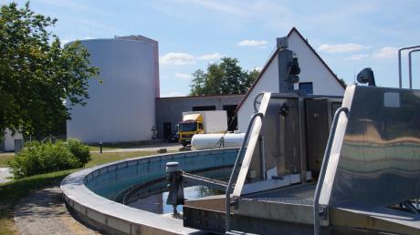 Mit einer Druckleitung könnte sich die Gemeinde Ziertheim an die Kläranlage des Abwasserzweckverbandes Härtsfeld anschließen.