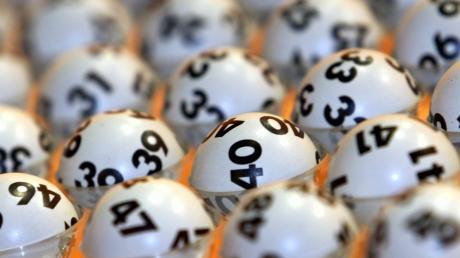 Das Lottoglück klopfte 2019 auch in einigen bayerischen Haushalten an.