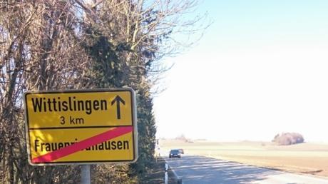 Eine Brücke in Wittislingen muss saniert werden.