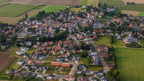 Donaualtheim von oben. In dem Dillinger Ortsteil fand am Montagabend die Bürgerversammlung statt.