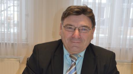 Lutzingens Rathauschef Eugen Götz tritt bei der Bürgermeisterwahl im März nicht mehr an.