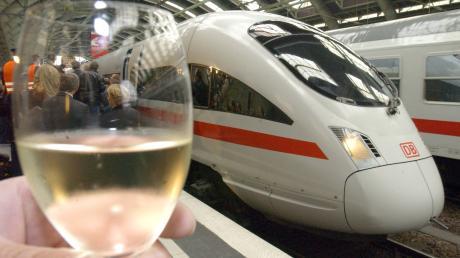 """Ein ICE der Deutschen Bahn wird den Namen """"Dillingen an der Donau"""" erhalten. Die Zugtaufe findet am Montag, 2. Dezember, statt."""