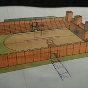 So sollte die Mittelalter-Arena in Gundelfingen einmal aussehen. Doch nun steht fest: Aus den Plänen wird nichts werden. Es scheitert offenbar an der Genehmigungsfähigkeit sowie der Finanzierung.
