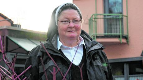 Schwester Maria Elisabeth ist seit 22 Jahren die Leiterin des Gundelfinger Kinderheims.