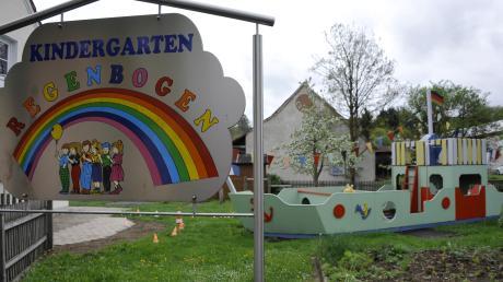 Der Regenbogenkindergarten in Zöschingen sollte eigentlich einen Anbau erhalten. Doch der Bachtalgemeinde ist ein großer Teil der einkalkulierten Förderung weggebrochen.
