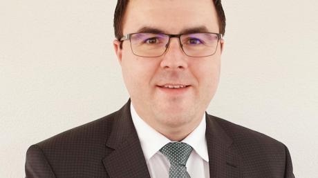Tobias Steinwinter will Bürgermeister in Zöschingen bleiben.