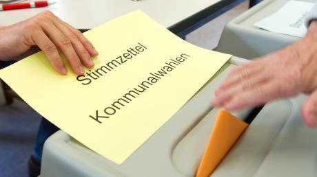 In Bad Reichenhall sind die Stimmen der Kommunalwahl neu ausgezählt worden.