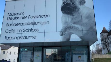 In Höchstädt gibt es eine neue Außenstelle des Bezirks.